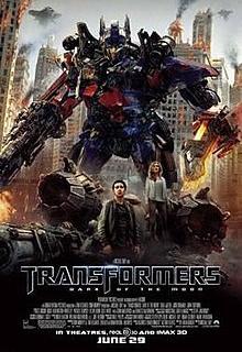 Transformers 3 Ayın Karanlık Yüzü HD İzle   HD
